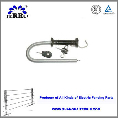 ISO9001 Dia60*750 470g Electric Fence Spring